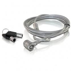 Cable antivol + cadenas...